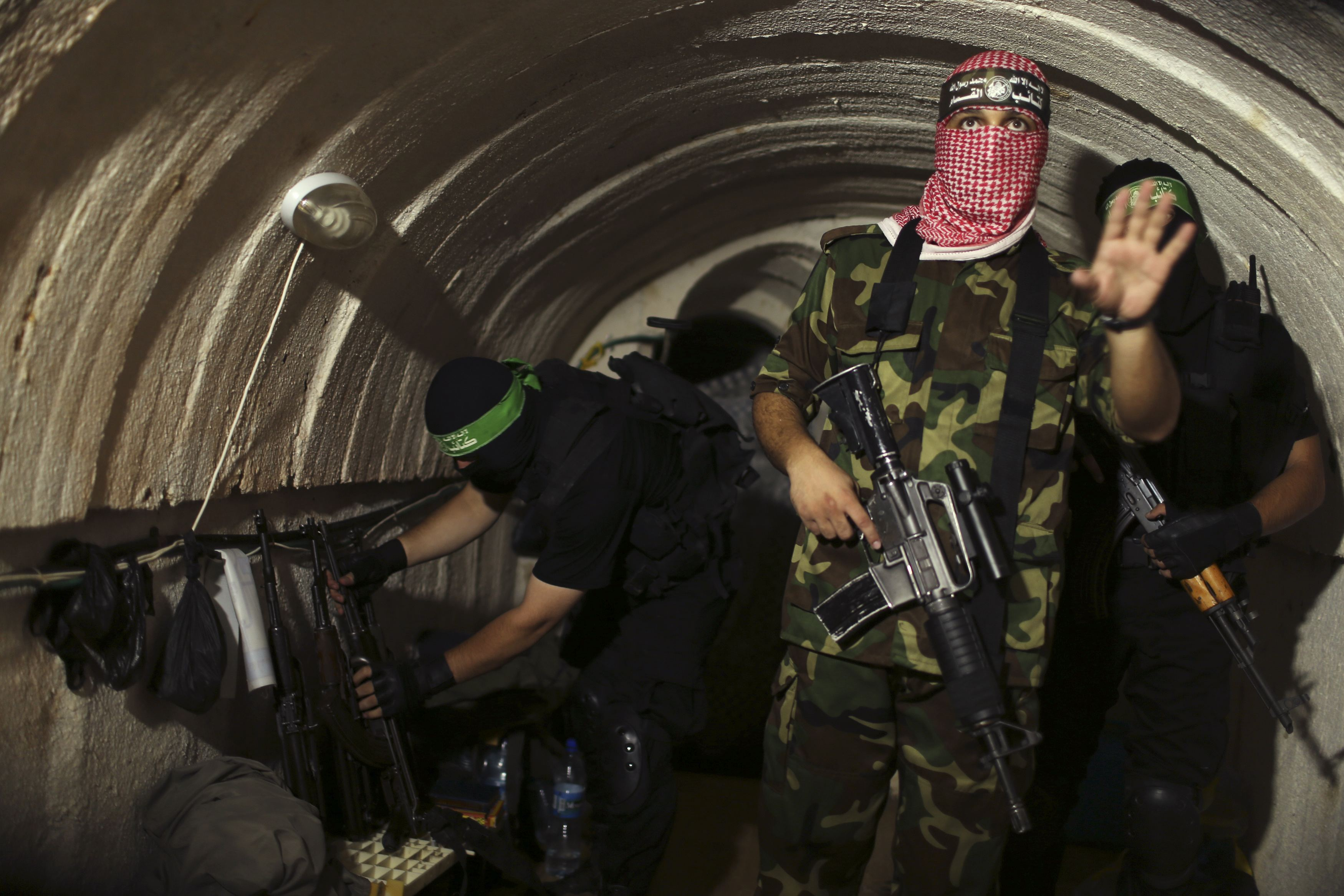 Are The Activities Of Hamas Morally Defensible?