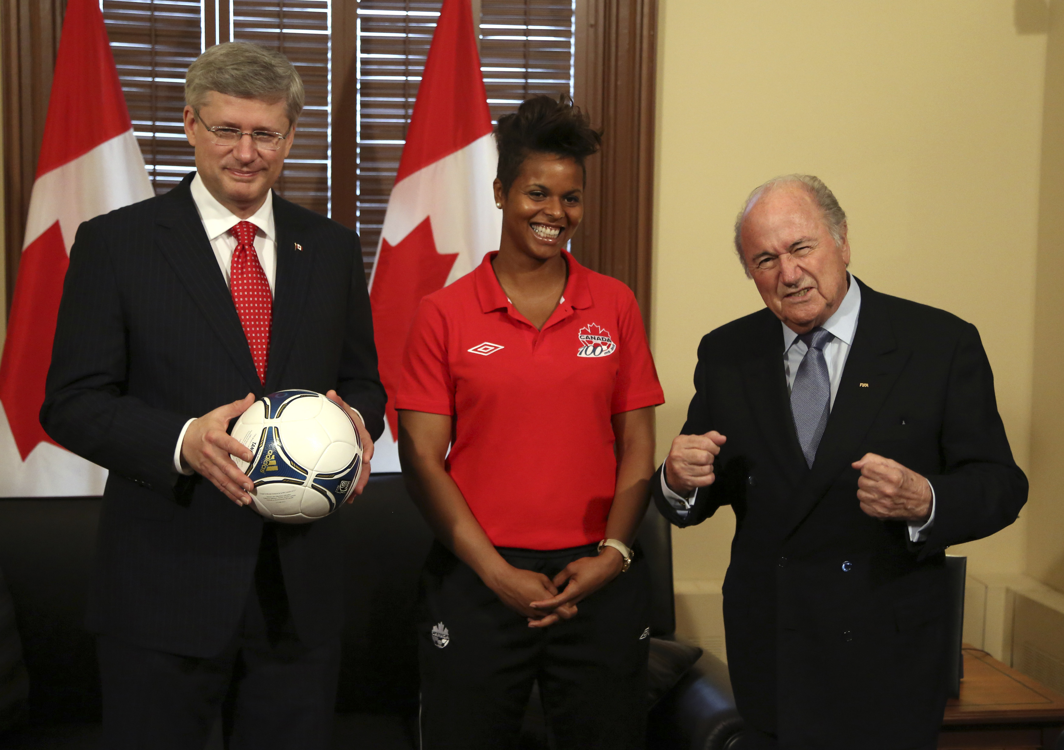 On The Women's FIFA World Cup Turf War