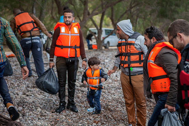 Refugees & Economic Migrants: A Morally Spurious Distinction
