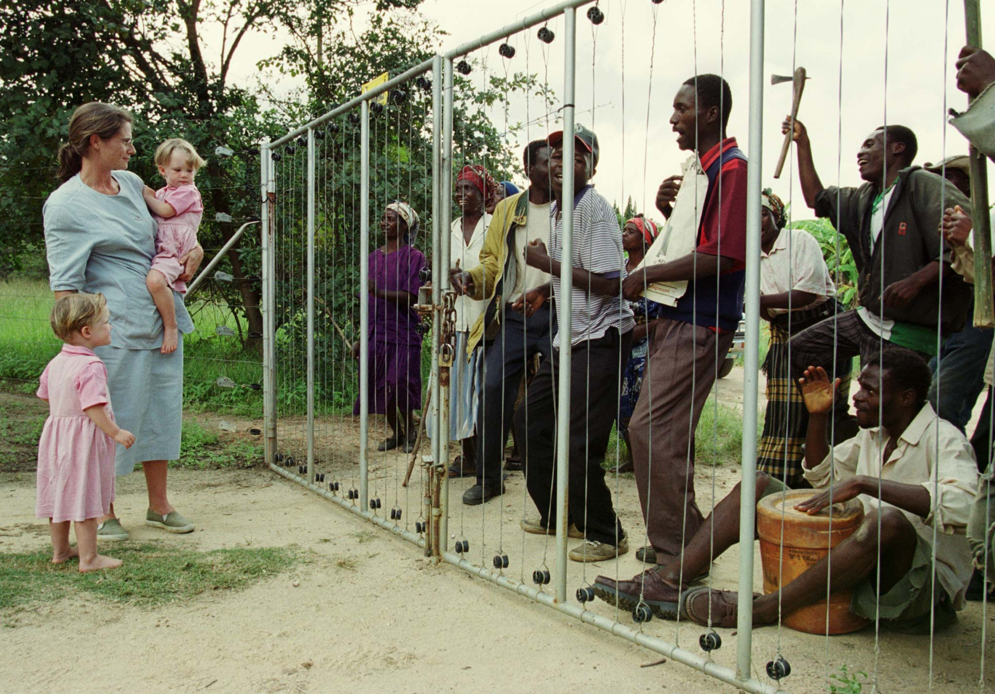 Zimbabwe Land Reform & Corrective Justice