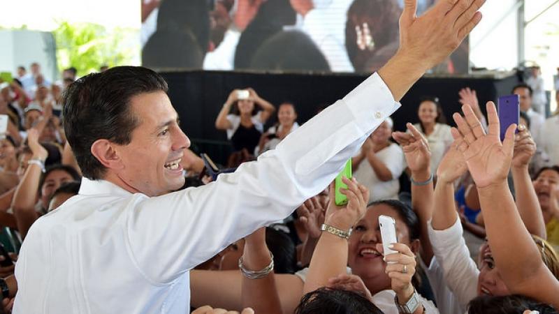 Presidencia de la República Mexicana/Flickr