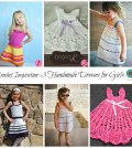3 Handmade Dresses for Girls