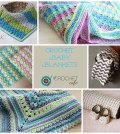 Crochet Baby Blankets labeled