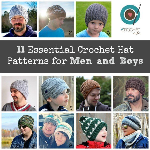 Hats for Boys and Men take 2