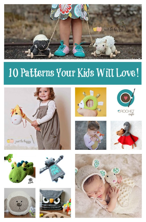 Patterns your kids will love titled