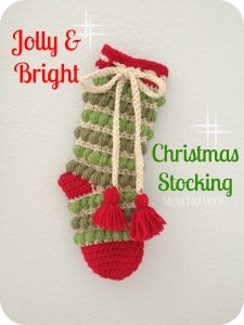 Stocking_Jolly & Bright
