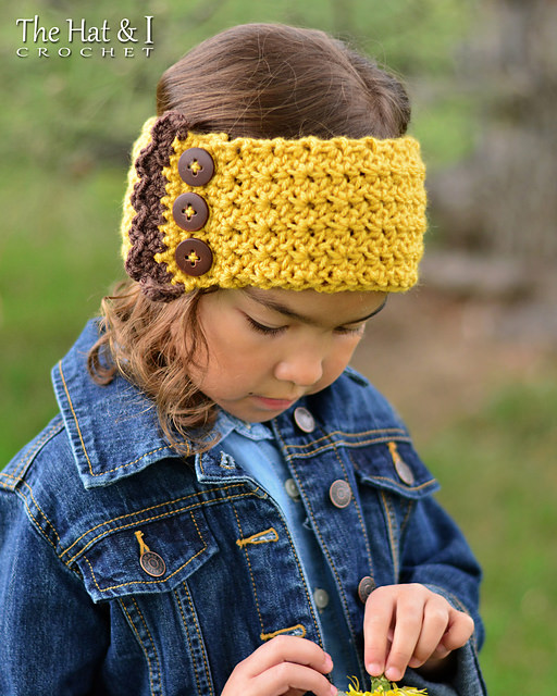 Country Charm Headwrap by The Hat & I