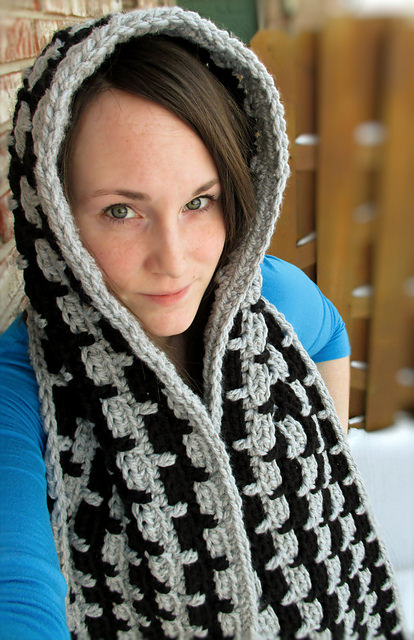 Eclectic Scarf by Danyel Pink Designs