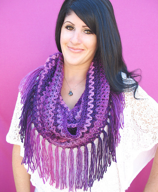 Mountains Cowl by Gleeful Things