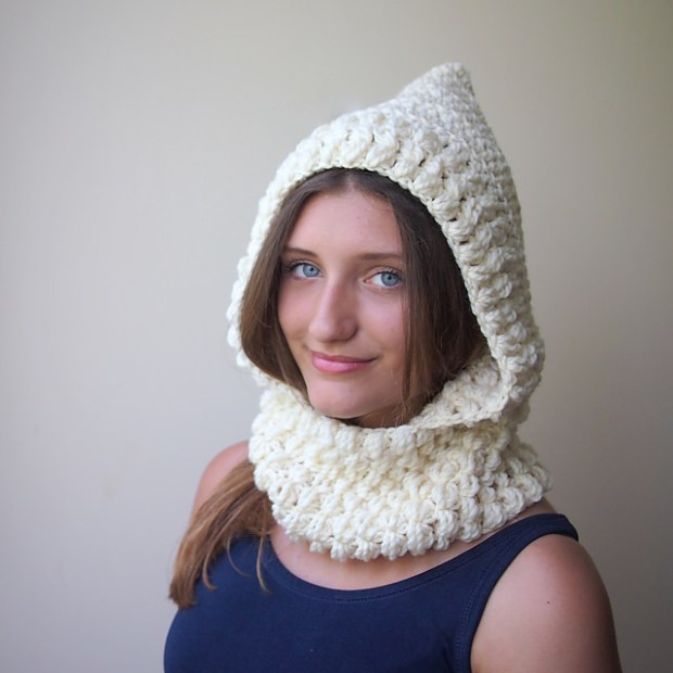 Pixie Hooded Cowl by Accessorise