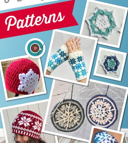 6 Chilly Snowflake Patterns (Blog)