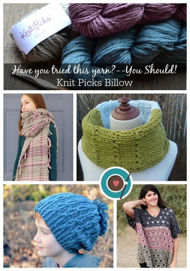 Knit Picks Billow