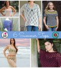 6 Summer Crochet Tops