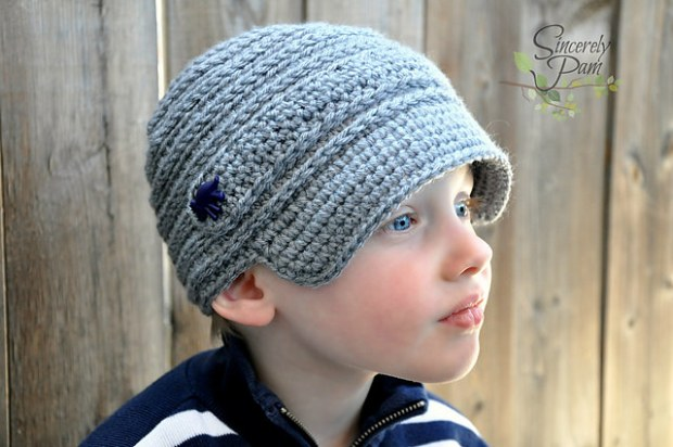 Taylor Newsboy Hat by Sincerely Pam