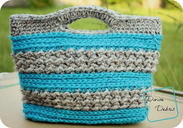 Simple Crochet Bag Pattern : Purse Patterns Every Crocheter Should Own