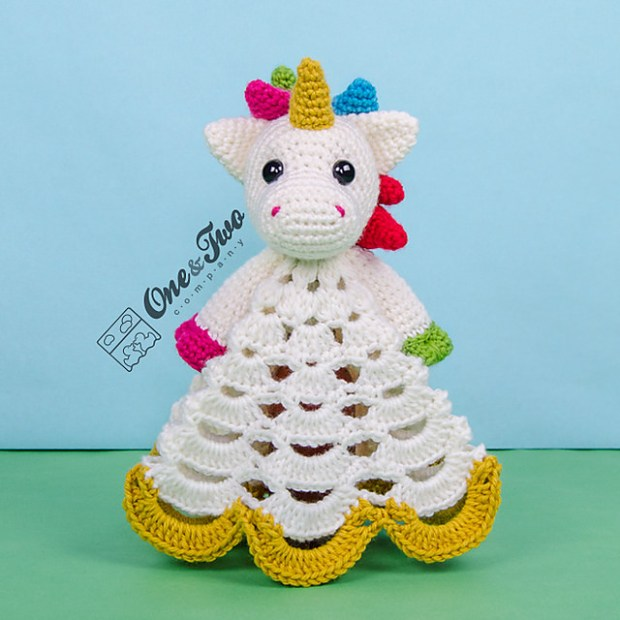 Nuru the Unicorn by One & Two Company