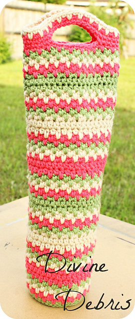 Willow Bottle Cozy by Divine Debris