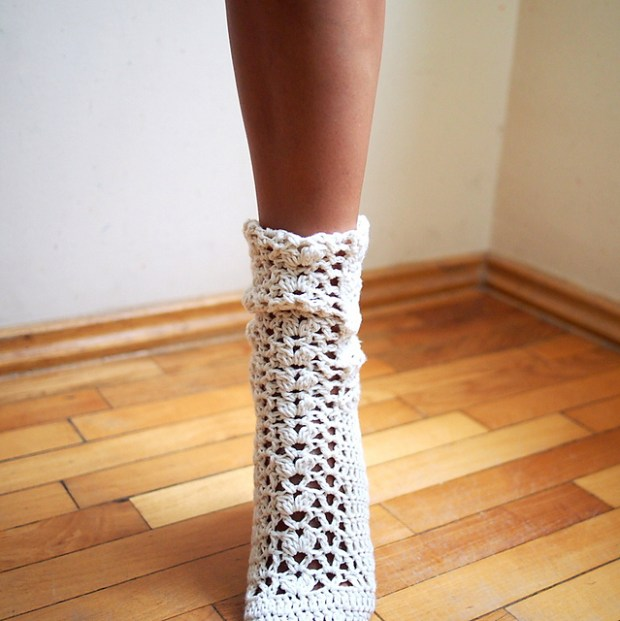 Lacy Socks by Accessorise