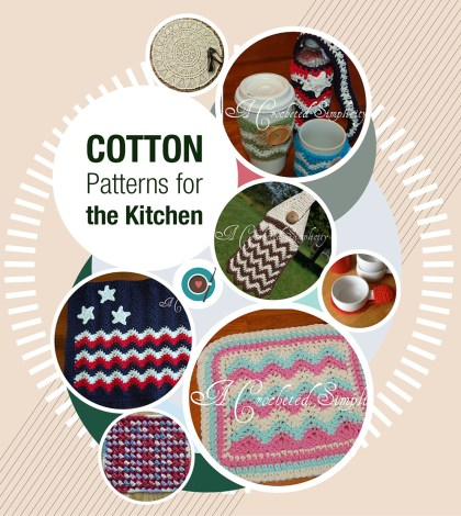 Cotton Patterns for the Kitchen  -Erin