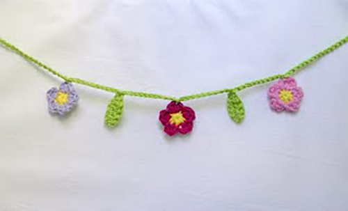 Flower Garland by Accessorise