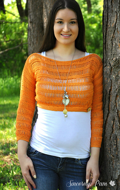 Mallorie Sweater by Sincerely Pam