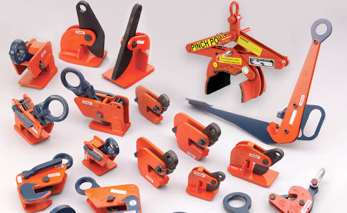 Lifting Clamps Crosby Group Industry Products