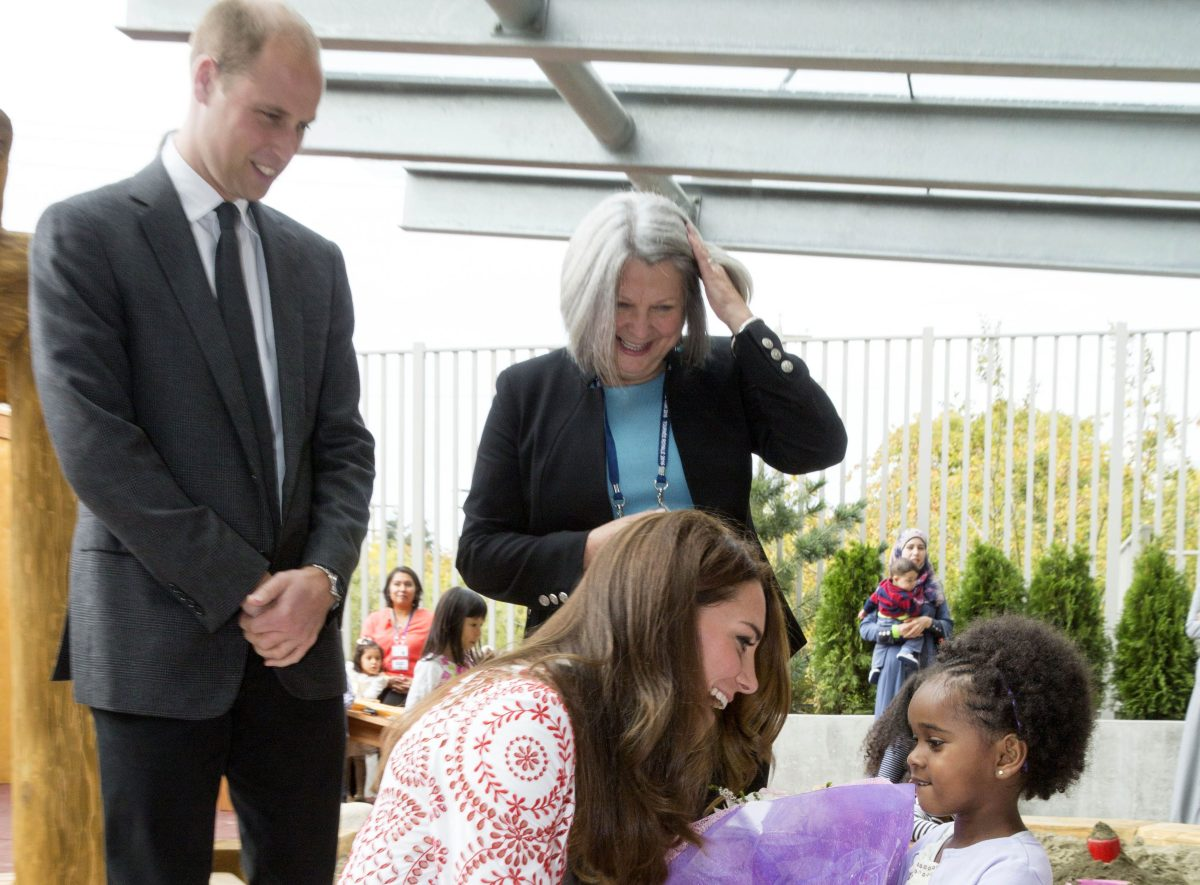 Day 2 of #RoyalVisitCanada: Will & Kate meet refugees & families battling addiction