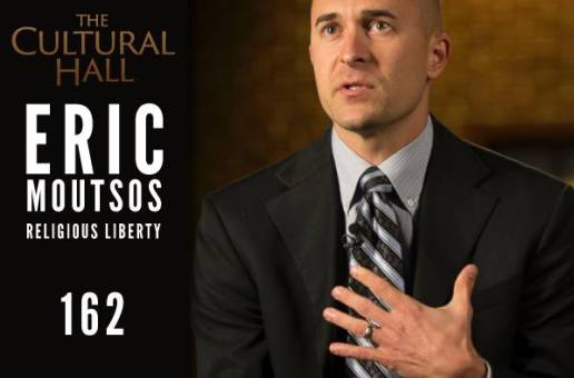 Eric Moutsos SLCPD Officer/Religious Liberty Ep162