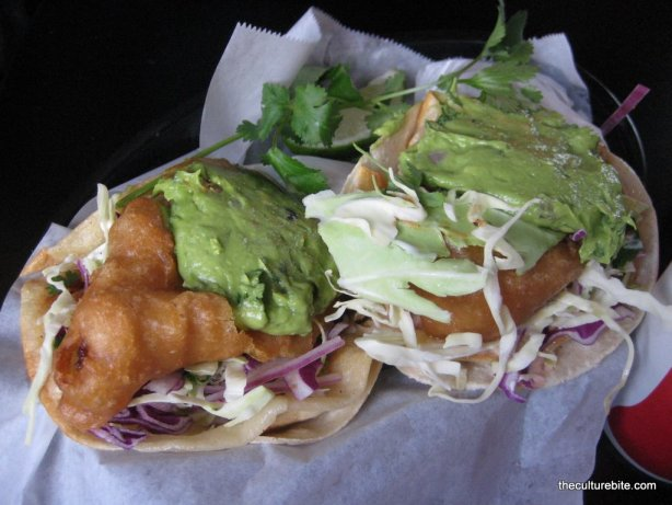 Nick's Crispy Tacos Pescado Tacos