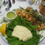 The Ivy Fried Calamari