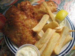 Barbara's Fish Trap Fish n Chips
