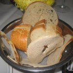 Delancy Street Restaurant Bread