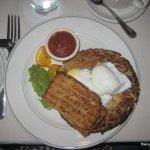 Delancy Street Restaurant Southwestern Chicken Hash