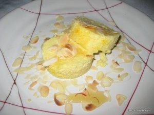 La Ciccia Ricotta Cake