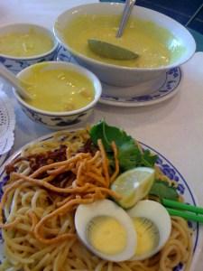 Innya Chicken Coconut Soup