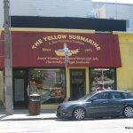 Yellow Submarine Storefront