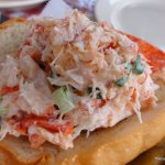 The Maine Lobster Roll