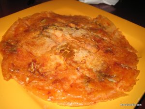 The Spot Kimchi Pancake