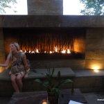 Press Fireplace