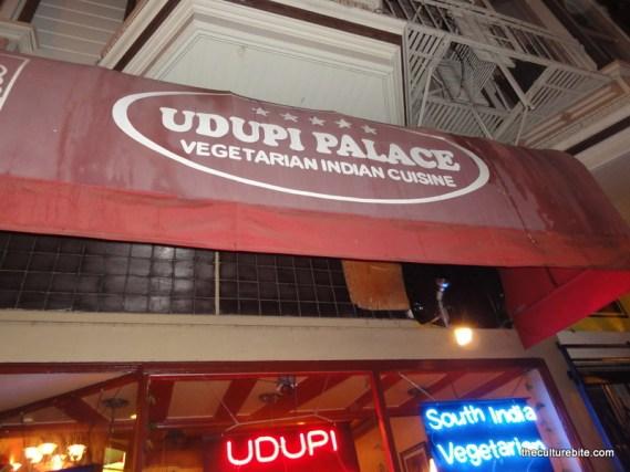 Udupi Palace Storefront
