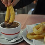 Barcelona Rey de la Gamba Chocolate con Churros