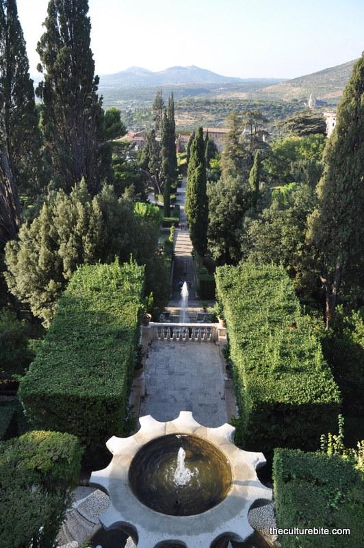 Rome Tivoli Garden 1