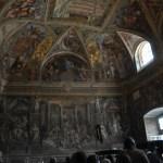 Rome Vatican Raphael Room