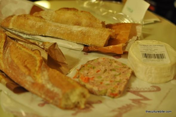 Paris Dinner Picnic