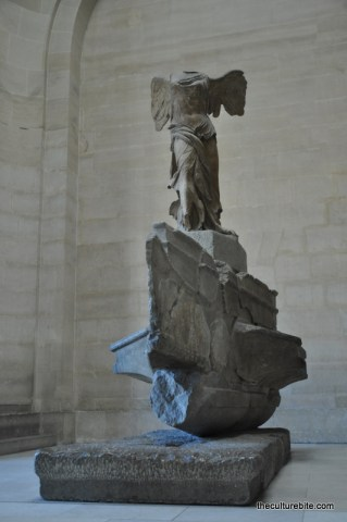 Paris Louvre Winged Victory