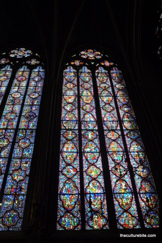 Paris Sainte Chapelle Stained Glass