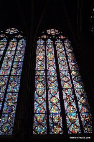 Paris Sainte Chapelle Stained Glass