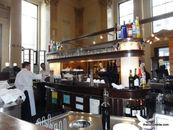 Armani Cafe Bar Restaurant