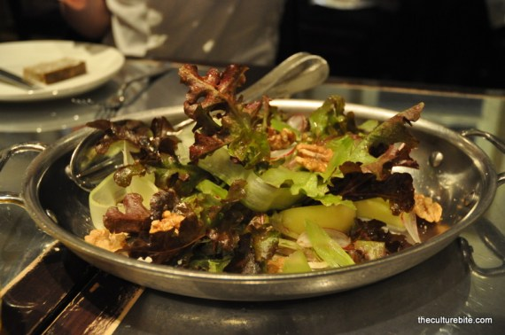 Ad Hoc Celery Salad