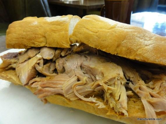 Chick N Coop Turkey Sandwich
